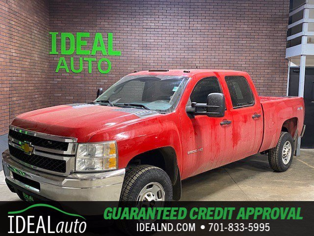 Pre-Owned 2014 Chevrolet Silverado 2500HD Work Truck