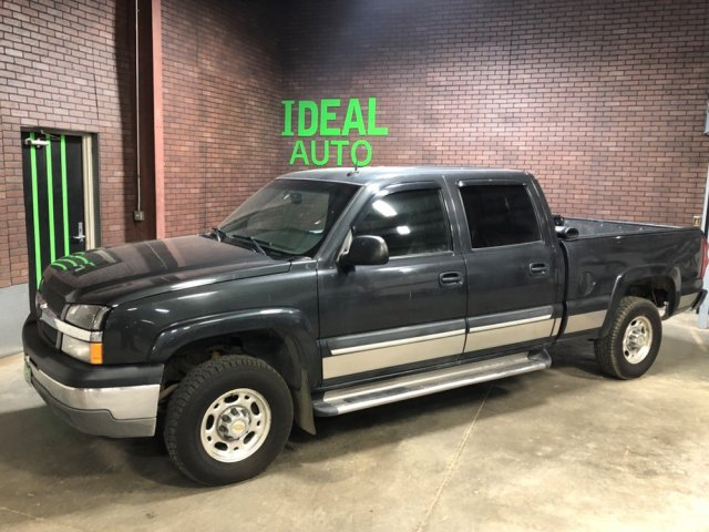 Pre-Owned 2003 Chevrolet Silverado 1500HD LT