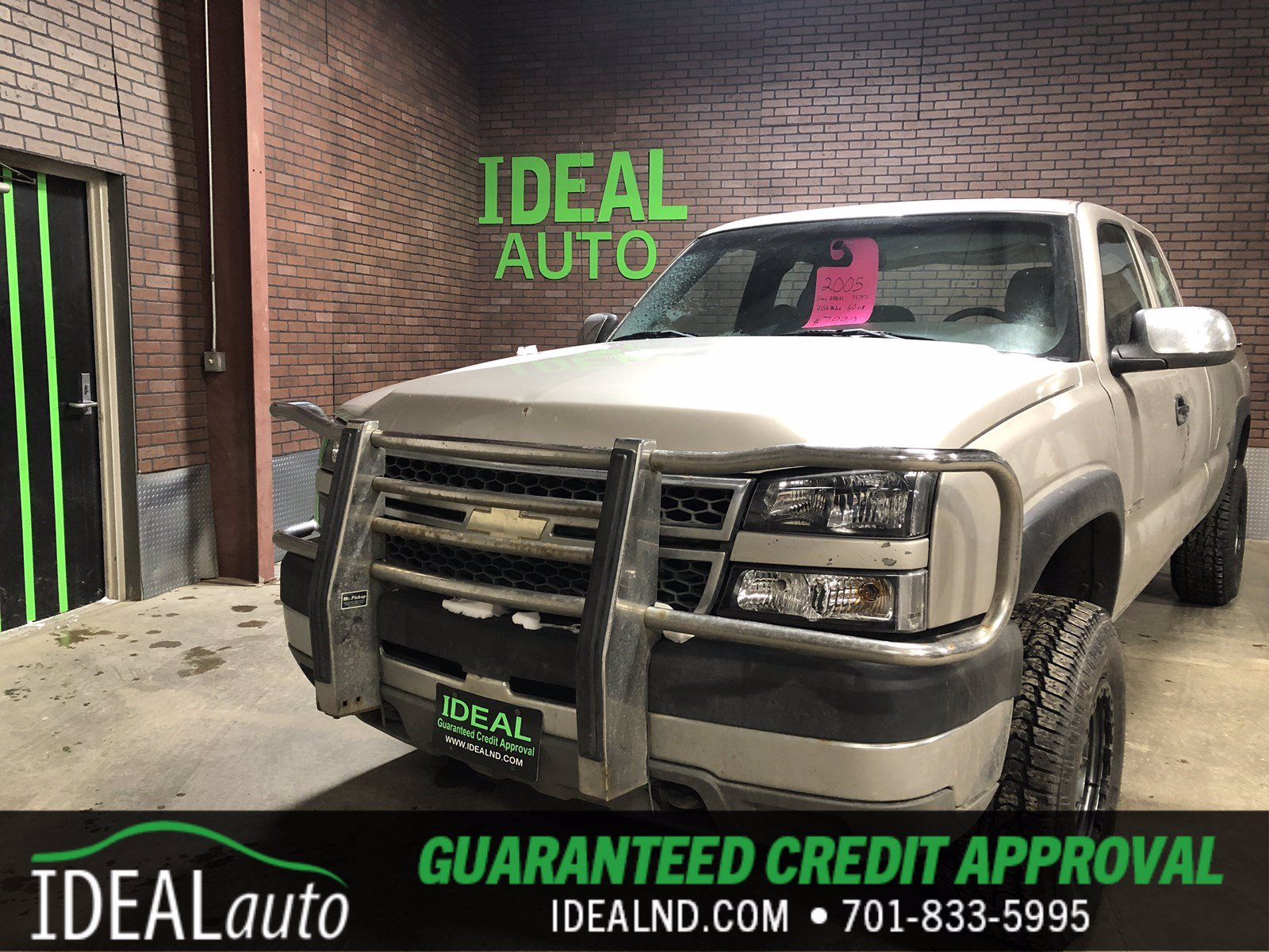Pre-Owned 2005 Chevrolet Silverado 2500HD Work Truck