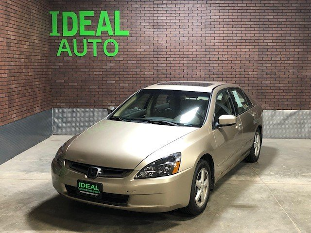 Pre-Owned 2005 Honda Accord Sdn EX-L