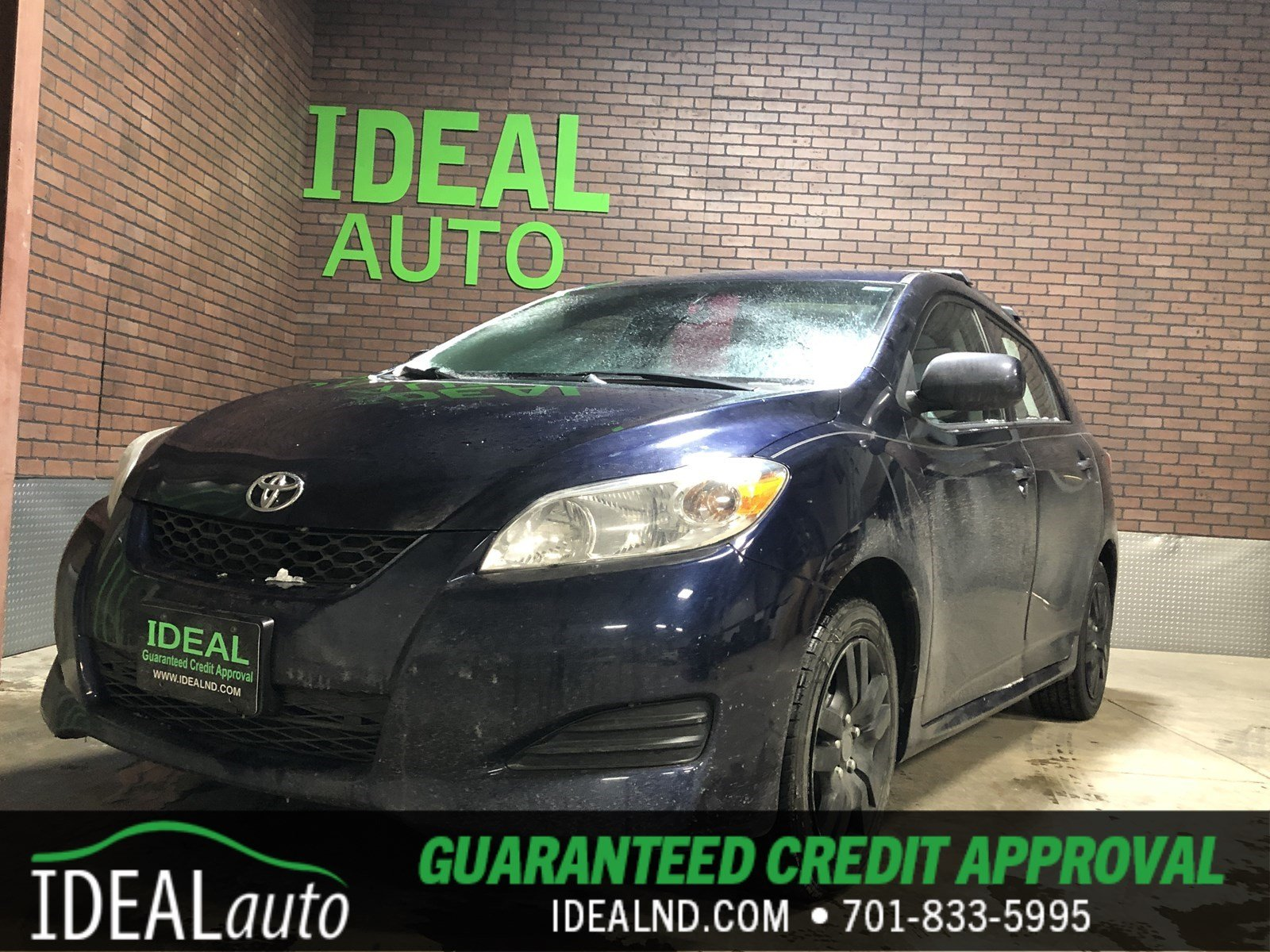 Pre-Owned 2013 Toyota Matrix L