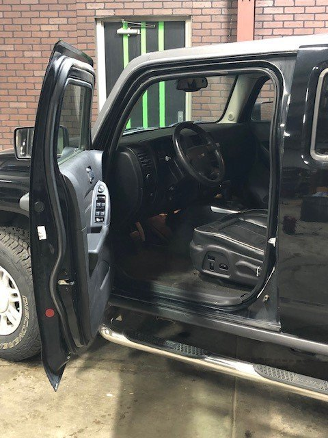 Pre-Owned 2008 HUMMER H3 SUV Luxury