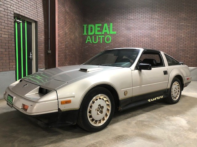 Pre-Owned 1984 NISSAN 300ZX