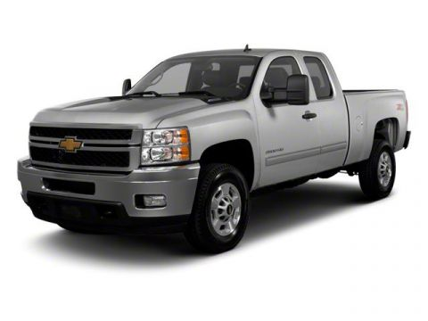Pre-Owned 2012 Chevrolet Silverado 2500HD Work Truck