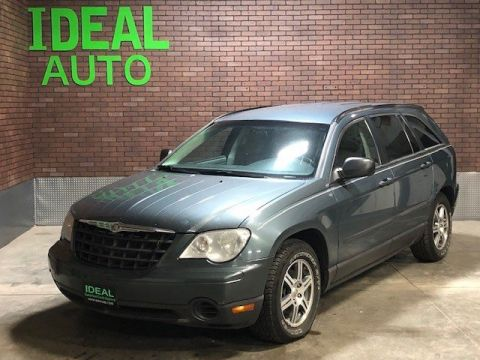 Pre-Owned 2007 Chrysler Pacifica