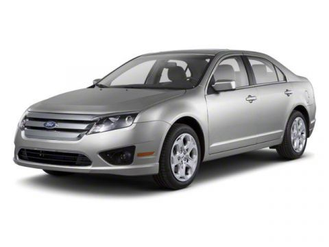 Pre-Owned 2010 Ford Fusion SEL