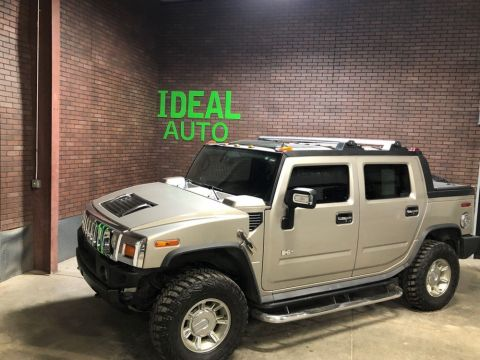 Pre-Owned 2007 HUMMER H2 SUT